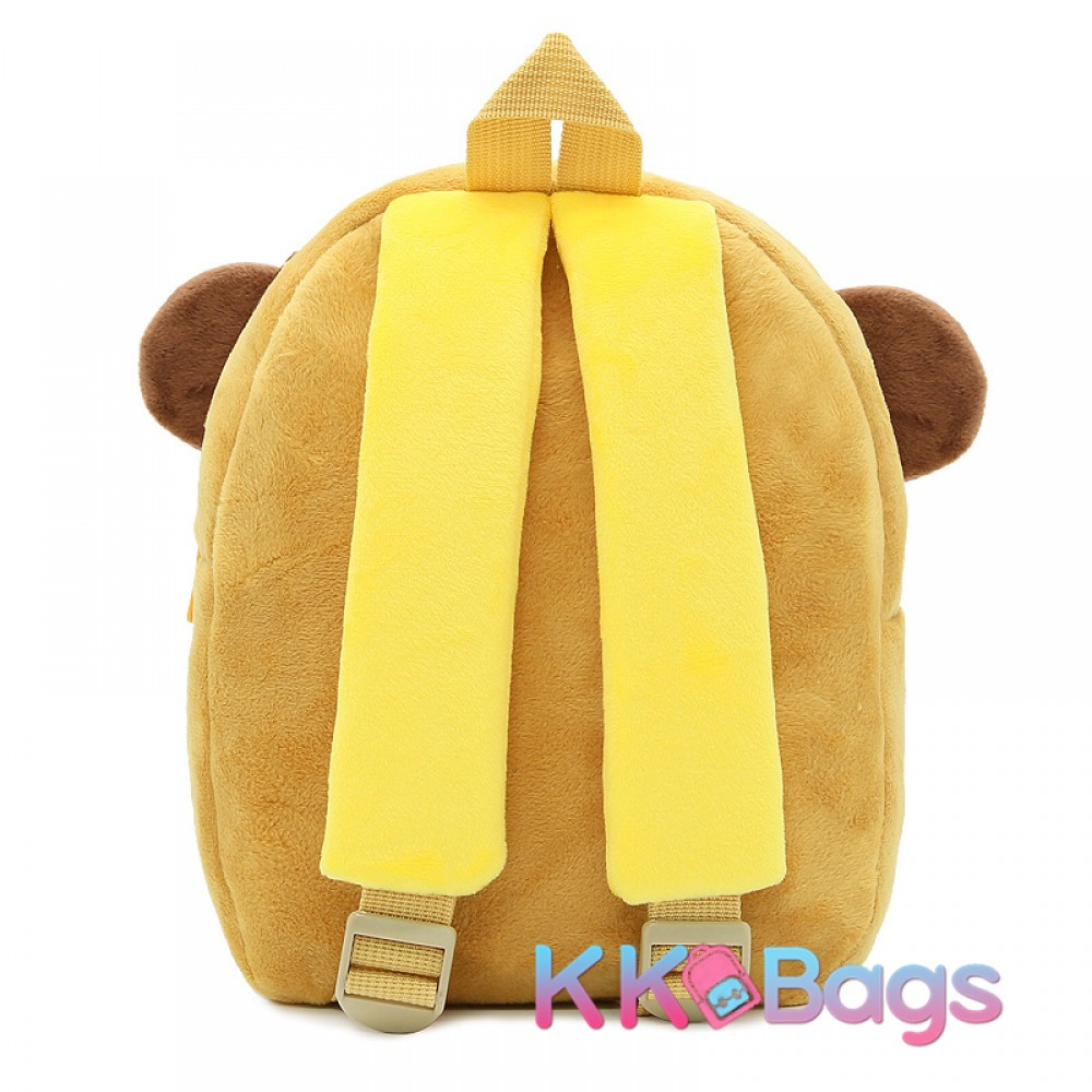 Children Animal Rucksack Backpack Plush Cute Zoo Toy Lunch Bags For Kids Toddler