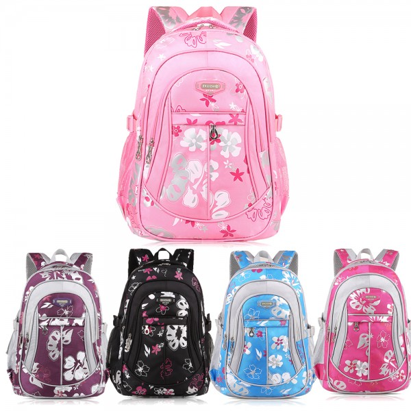 Sweet Princess Style Large Capacity Durable Backpack for Primary School