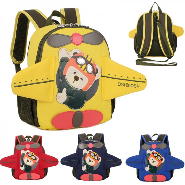 Toddler Kids' Anti-lost Waterproof Cute Cool Cartoon Baby Carry Backpack