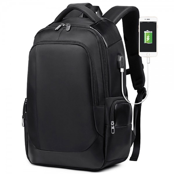 Laptop Backpack Anti-Theft Bag with USB Charging Port  Business Backpacks for  Men