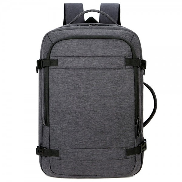 Anti Theft Laptop Backpack Business Travel Slim Backpack with USB Charging Port School Computer Bag for Men